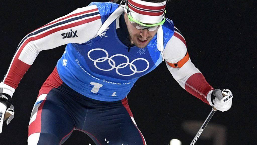 Emil Hegle Svendsen ist zurückgetreten