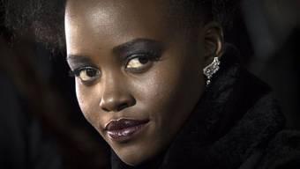 """Die kenianisch-mexikanische Schauspielerin Lupita Nyong'o will im Remake von """"The Killer"""" die Titelrolle übernehmen. (Archivbild)"""