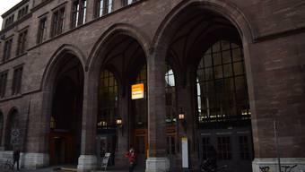 Die Hauptpost-Filiale in der Basler Innenstadt soll geschlossen werden.
