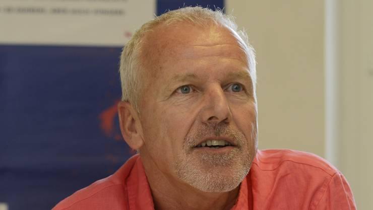 Der 58-jährige Marcel Dubach leitet die Jugendpolizei, seit sie vor zehn Jahren gegründet worden ist.