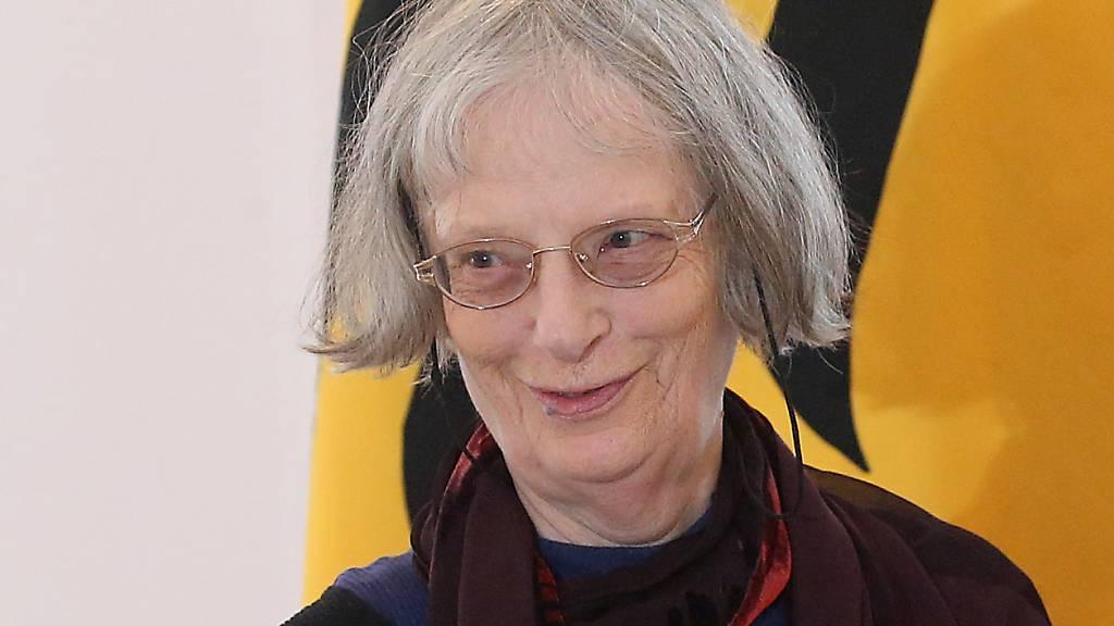 Elke Erb erhält Georg-Büchner-Preis 2020