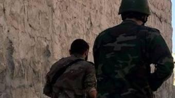 Opfer des Attentats sollen Dutzende syrische Soldaten sein (Symbolbild)