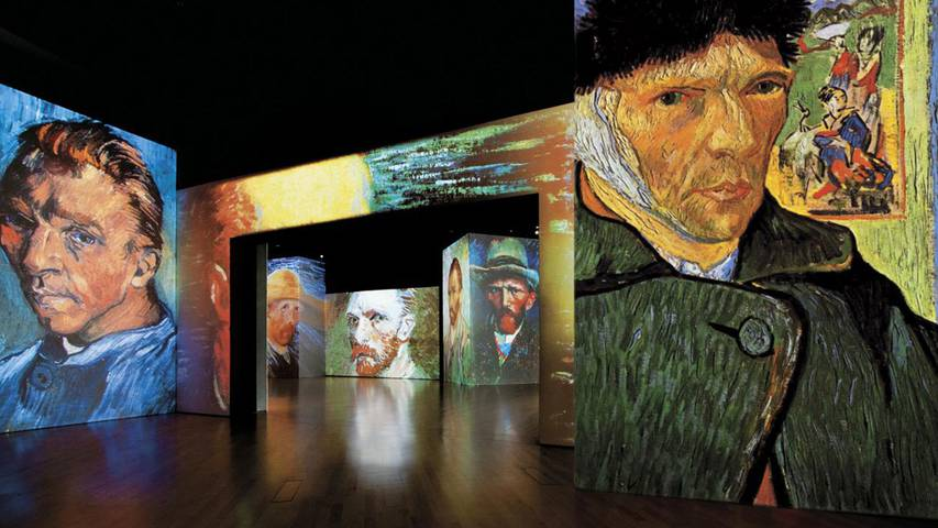Wettbewerb: Van Gogh Alive