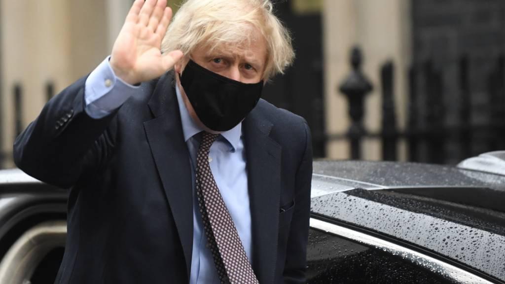 Schulöffnung in England: Johnson lobt «nationale Kraftanstrengung»
