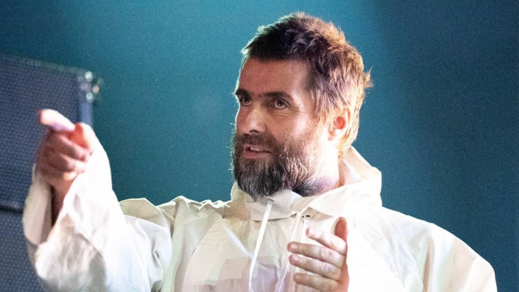 Aufforderung an seinen Bruder Noel: Ex-Oasis-Frontmann Liam Gallagher wünscht sich eine einmalige Wiedervereinigung ihrer früheren Band.
