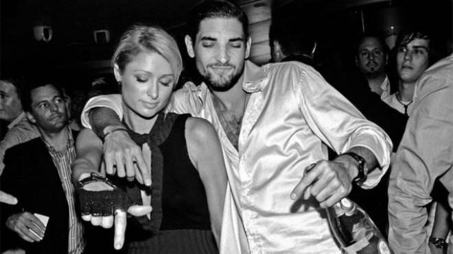 Im 2007 feierte Carl Hirschmann auch mit Paris Hilton wilde Partys. Foto: Facebook