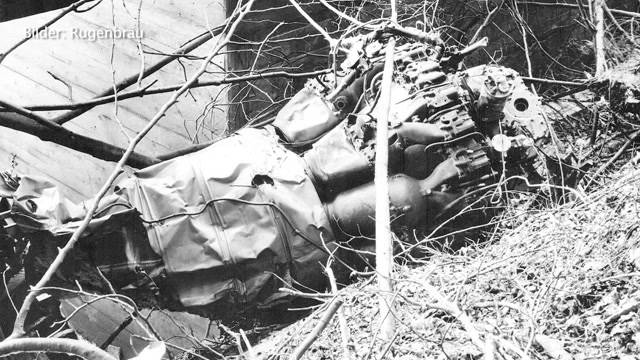 50 Jahre Flugzeug-Crash Interlaken