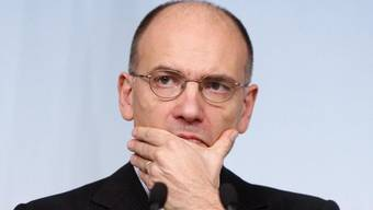 Regierungschef Letta will Verantwortliche bestrafen (Archiv)