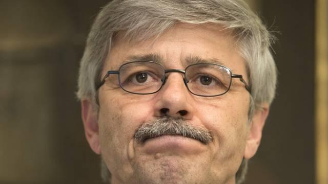 Die Nachfolge von Regierungsrat Carlo Conti wird im Mai geregelt.