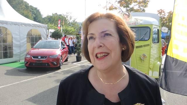 Christine Egerszegi: «Ich bin stolz auf den Reichtum unserer Region»