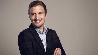 Stefan Büsser leidet an einer Lungenkrankheit.