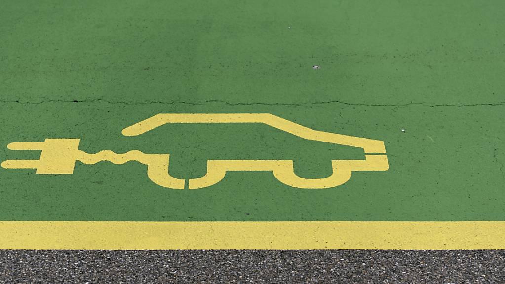 Das Elektroauto in weniger als drei Minuten aufladen - das verspricht die neue Ladestation der  Technologiefirma ABB. (Symbolbild)