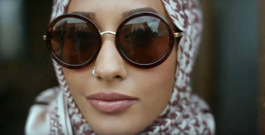 Das aktuelle Werbevideo von H&M zeigt neben einem Scheich und einer Dragqueen auch ein Model mit Kopftuch