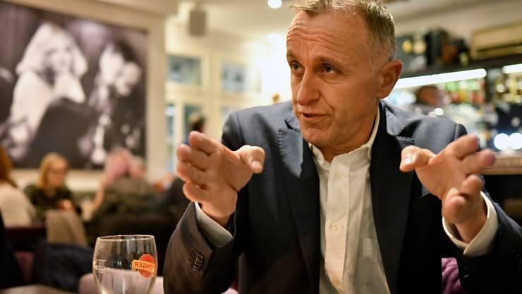 """Der """"wilde"""" Stadtratskandidat Thomas Rauch zieht sich zurück."""