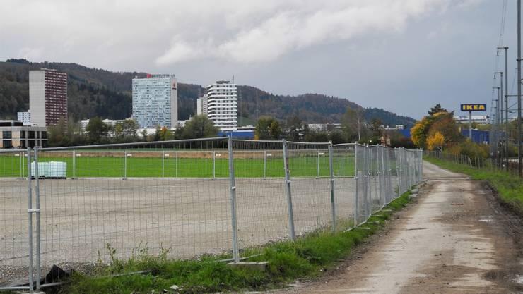 Der Widerstand ist gross, aber am Bau des Limmattalbahn-Depots im Dietiker Müsli gibt's nichts mehr zu rütteln.