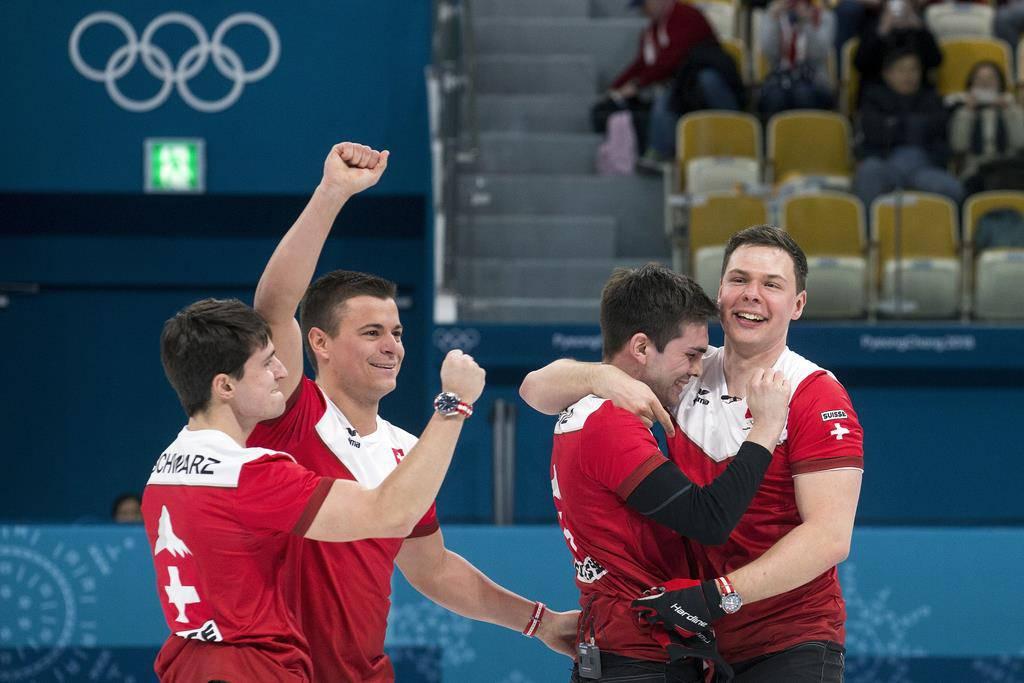 Schweizer Curler holen Bronze