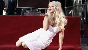 Die Pop-Sängerin wird mit einem Stern auf dem «Walk of Fame» geehrt.