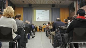 154 Remetschwiler stimmten anlässlich der Gmeind über das Budget mit einem erhöhten Steuerfuss ab.