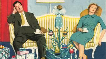 «Glitzer drüber, Jingle Bells an, und weiter gehts», findet unsere Autorin.