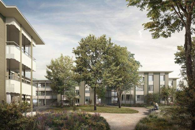 Die Wohnbaugenossenschaft Lägern Wohnen ist beim Projekt Weiermatt in Lupfig einen grossen Schritt weiter. Das Baugesuch wurde eingereicht und die Generalversammlung vom 17. Mai 2019 hat einstimmig den Baukredit über 14,3 Mio. Franken gesprochen.