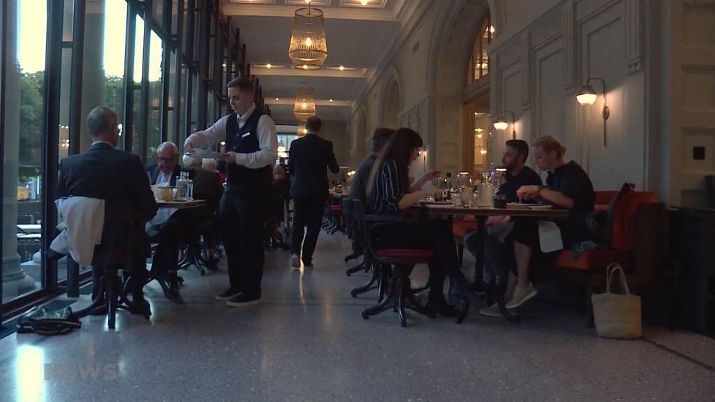 Gästelimite in Gastrobetrieben wirft Fragen auf