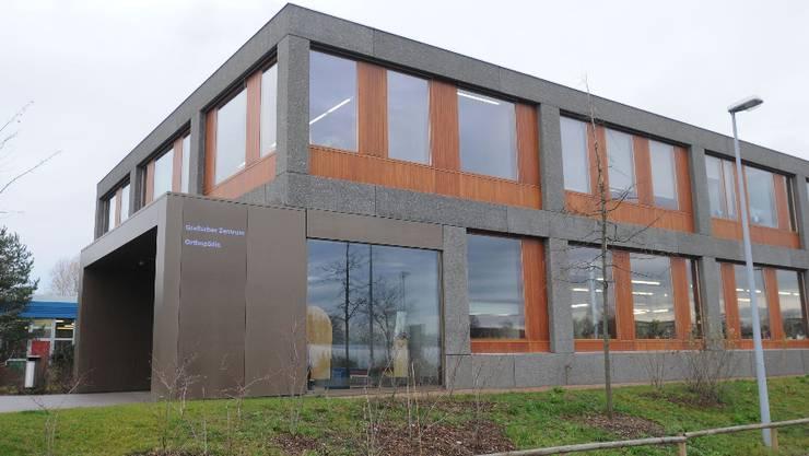 Aus: Das Orthopädische Zentrum des Bürgerspitals Basel hat nicht rentiert. (Heinz Dürrenberger )