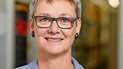 Raphaela Ziegler, Historikerin und Leiterin des ZKB-Infocenters.