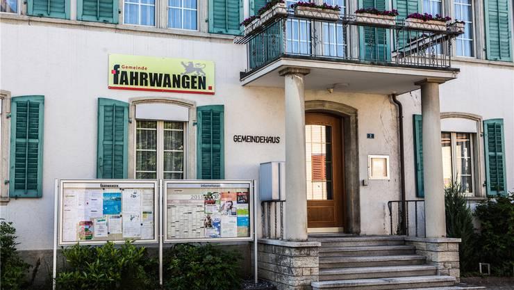 2016 flossen 4,9 Millionen Franken in die Fahrwanger Gemeindekasse.