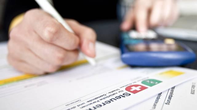 Die Initiative hätte die Entlastung des Steuerhaushaltes gefordert (Archiv)