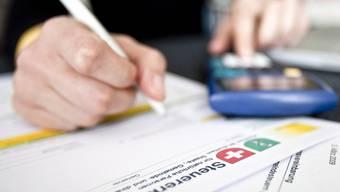 Steuersenkung oder nicht? (Archiv)