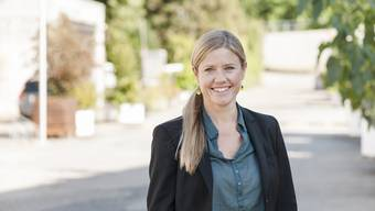 Florence Brenzikofer würde gerne im Nationalrat politisieren. 2015 erreichte sie hinter der gewählten Maya Graf auf der Grünen-Liste das zweitbeste Resultat.