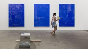 Werke von Pamela Rosenkranz an der letzten Biennale in Venedig