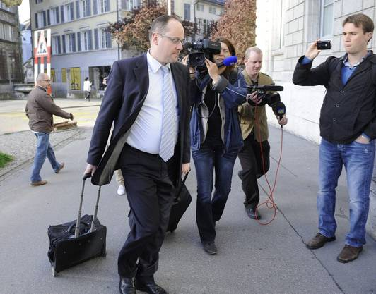 Staatsanwalt Jan Gutzwiller
