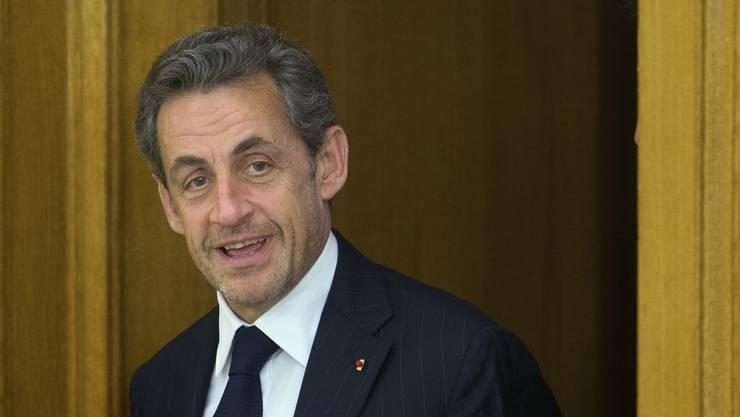 Angriffslustig wie eh und je: Nicolas Sarkozy (Archiv)