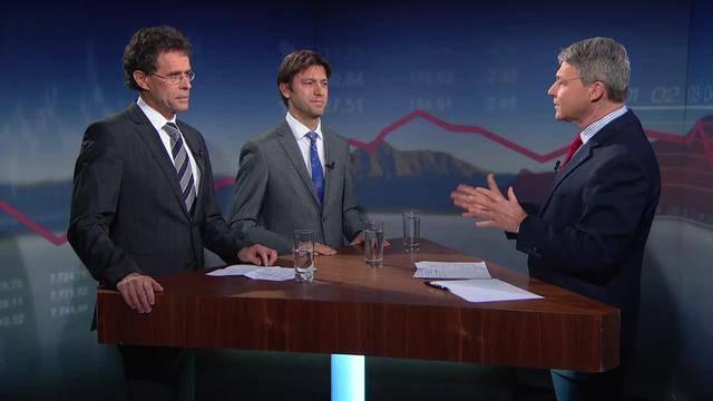 Schweizerische Nationalbank senkt Wirtschaftsprognosen