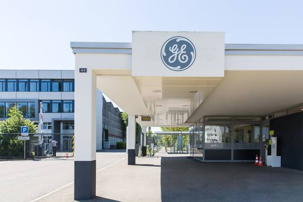 Der GE-Standort Birr.