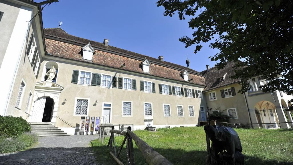 Das Kunstmuseum in der Kartause Ittingen hätte 2013 saniert werden sollen. (Archiv)