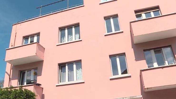 In einer Wohnung in Menziken geschah das Drama Mitte August.