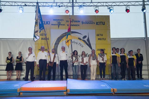 Der Turnverein, der Männerchor, der Frauenverein und die Frauenriege feiern dieses Jahr Jubiläen