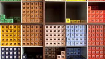 Kapseln in einem Nespresso-Shop (Symbolbild)
