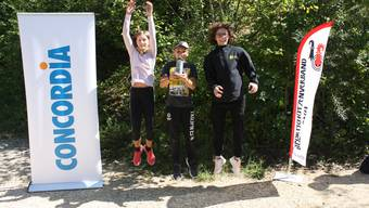 Die Gruppe «Lachmatt» der Sportschützen Pratteln siegte im Gruppenwettkampf der Altersklasse eins bis drei U13/U15.