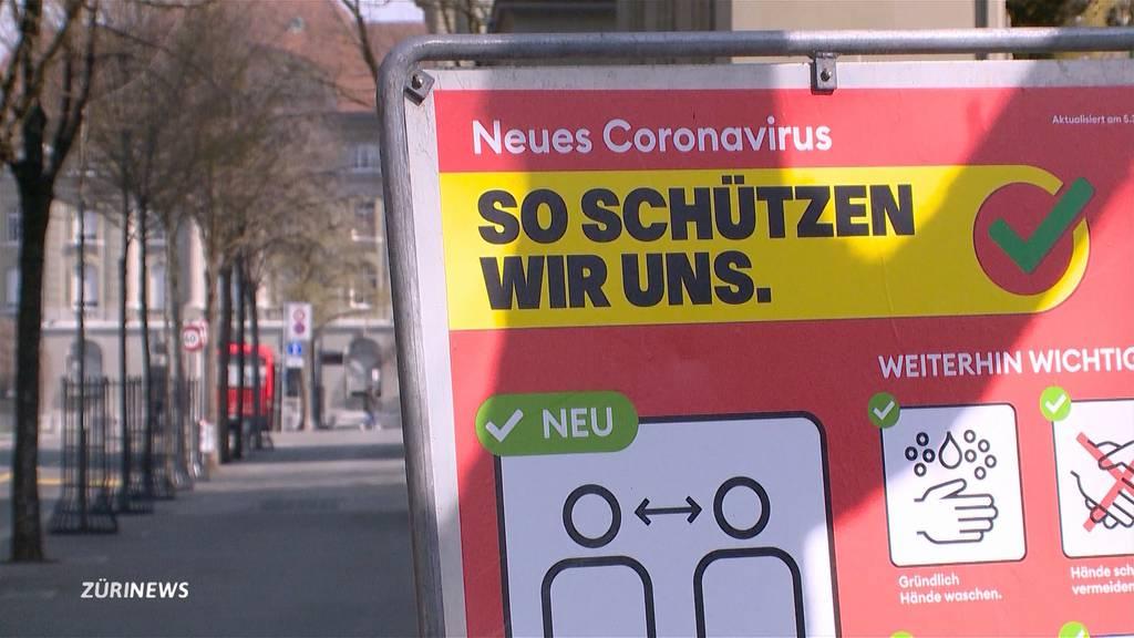 Fast 13'000 Coronavirus-Infizierte und 230 Tote
