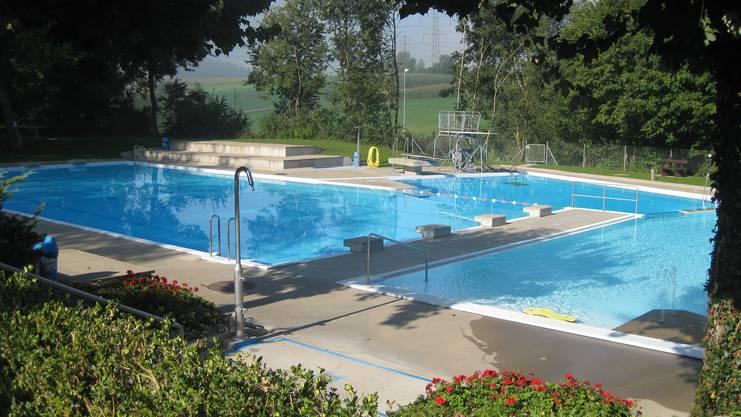 Badi Endingen Schwimmbad