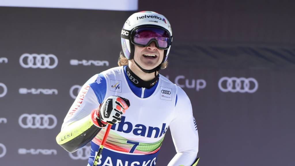 Zweiter hinter Weltmeister Faivre: Odermatt zurück auf dem Podest