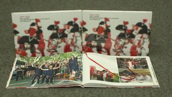 1820–2020: Blick in das gelungene  Jubiläumswerk zum 200. Geburtstag der Harmoniemusikgesellschaft Fulenbach.