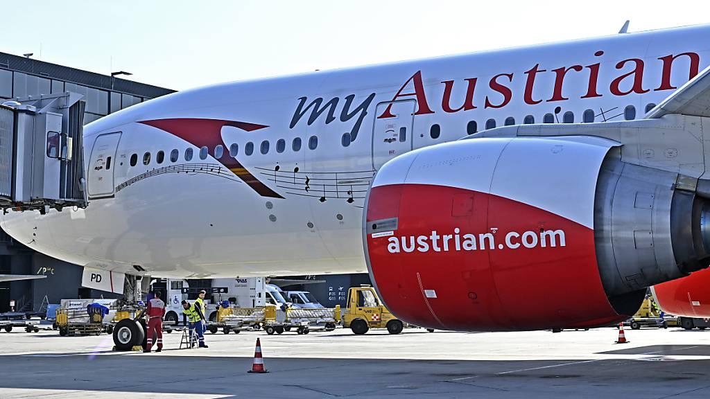 Austrian Airlines nimmt Betrieb wieder auf. (Archivbild)