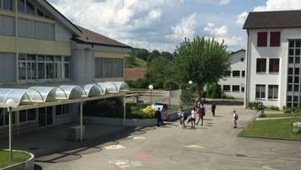 Ein Nein zur Kreisschule wird eigentlich nur in Gontenschwil erwartet. Im Bild: Die Oberstufe Gontenschwil.