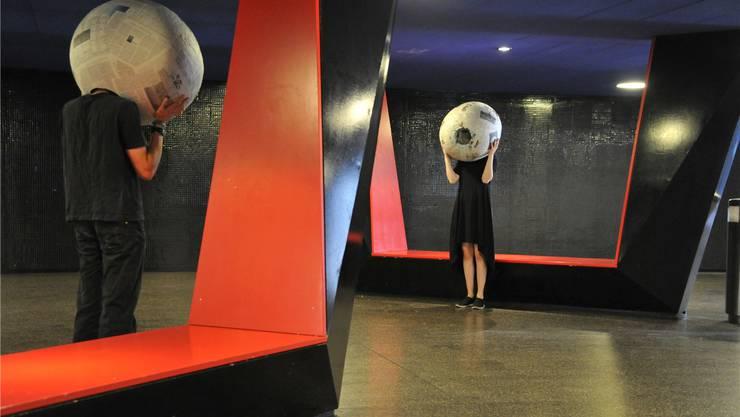 «Spheric Conversation»: Anja Furrer und Ramon Locher
