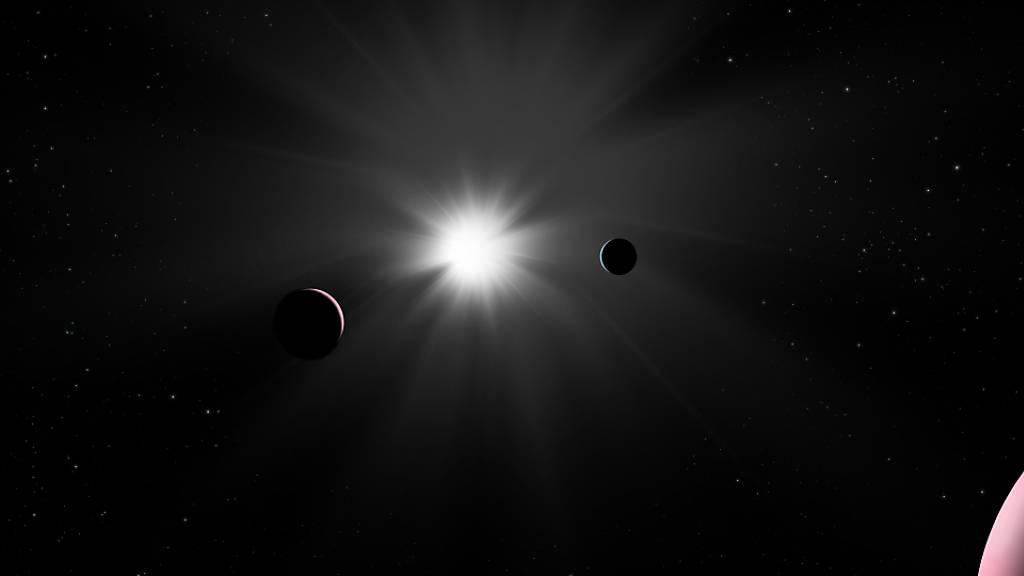 Weltraumteleskop Cheops charakterisiert wasserreichen Exoplaneten