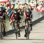 Bronze gewonnen: Das BMC-Team mit Stefan Küng (ganz links) fuhr an der WM auf den 3. Platz. (Archivbild)